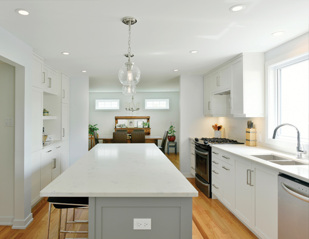 Renovations Fisher Heights